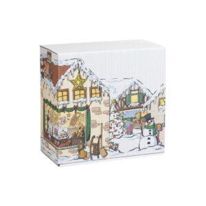 Małe pudełko świąteczne
